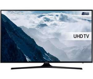 "Samsung 40"" 4K ultra HD,  HDR, Smart TV now £399 save £200, 6 year warranty @ Richer Sounds"