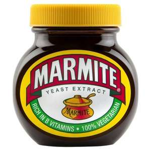 Free large jar of Marmite with Daily Mail at Iceland