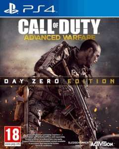 Call of Duty: Advanced Warfare (PS4) £4.99 Delivered @ GAME (Pre Owned)