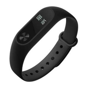 Original Xiaomi Miband 2 OLED Display Heart Rate Monitor £19.55 with coupon @ Gearbest