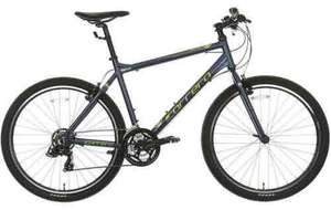 Carrera Axle Mens Hybrid Bike 30% off £199 @ Halfords