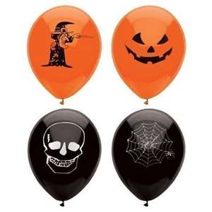 15 Halloween print balloons £1.59 delivered @ ebay celebration 247 lovers