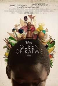 Free  Cinema  Tickets - Disney's Queen Of Katwe  - Monday 17/10/16 	18:30 -  Vue & Showcase Cinemas @ SFF