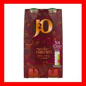 midnight forrest j20 4 pack 1p (BB 31st Aug) @ Approved Foods - (Minimum spend £17.50 plus £5.99 p&p)