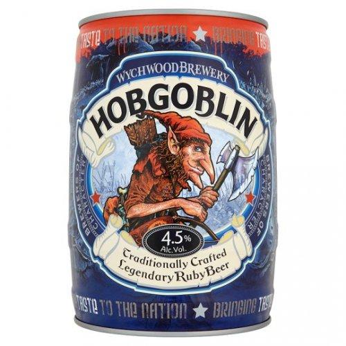 5 litre Hobgoblin keg £7.16 @ Costco Trafford Park Manchester