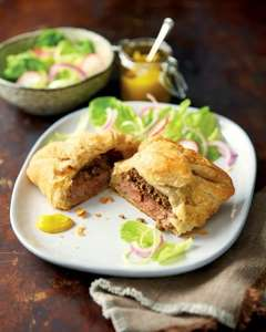 Specially Selected British Beef Wellington x 2 only £4.99 at Aldi