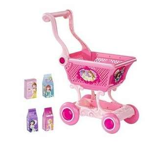 Disney Princess Shopping Cart (was £25) Now £12.50 C+C at Tesco Direct (links in 1st comment)