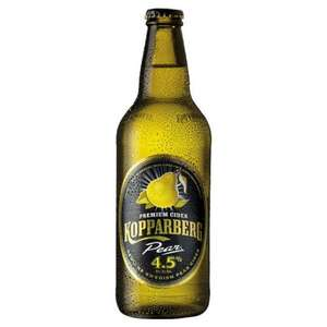 Pear Kopparberg £1 for a 500ml bottle @ Tesco Instore