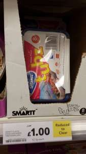 Smartt Tubz pack of 8 (650ml) was £2.08 now - £1 @ Tesco instore