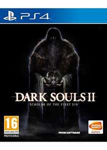 Dark Souls 2 PS4 £15.49 Base