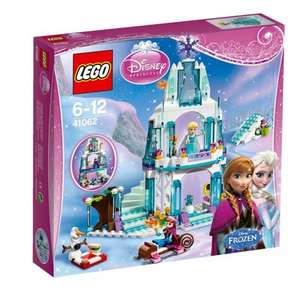 LEGO™ Princess Elsa's Sparkling Ice Castle Was £35.00 Now £10.50 @ Boots online
