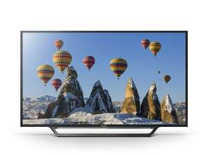Sony Bravia KDL32WD603 32 inch HD Ready Smart TV at Amazon for £207