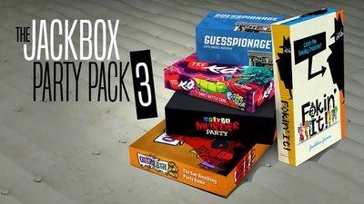 The Jackbox Party Pack 3 on Bundle Stars £16.14 (Steam Key)