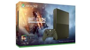 Xbox One S 1TB Battlefield 1 Special Edition Bundle £269.99 Delivered @ Simply Games