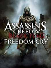 Assassin's Creed® IV Black Flag™ - Freedom Cry (uPlay) £1.70 (Using Code) @ GMG (Standalone £2.44)