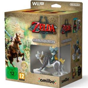 The Legend of Zelda: Twilight Princess HD - Limited Edition (Wolf Link amiibo & Soundtrack CD) Wii U] £36.99 @ Zavvi