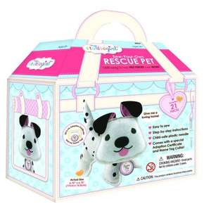 my studio girl make/sew your own kits, from 99p - £1.99p, home bargains, birkenhead