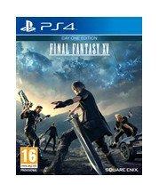 Cheapest Final Fantasy XV Pre-order PS4 & Xbox One £34.99 Base