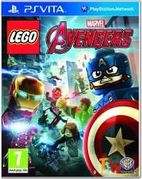 Lego Avengers for Playstation Vita £11.99 @ Argos