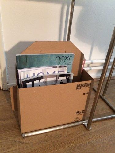 """""""Magazine Holder"""" - 1p! Ikea Edmonton - Nationwide?"""