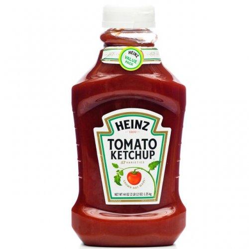 Heinz ketchup 1.25kg - £1.49 @ farmfoods