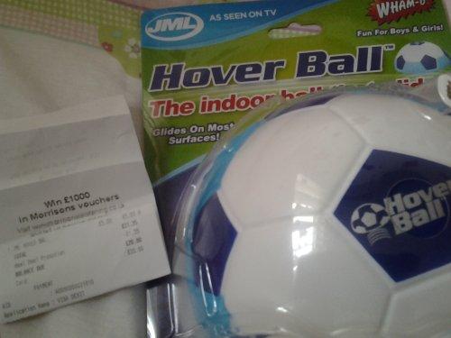 JML Hover Ball @ Morrisons
