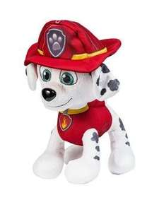 Paw Patrol Large Plush Marshall £9.99 (free c+c) @very