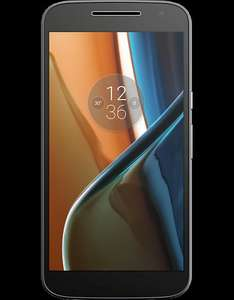 Motorola Moto G 4th Gen O2 and Vodafone upgrade £129.99 - Carphone Warehouse