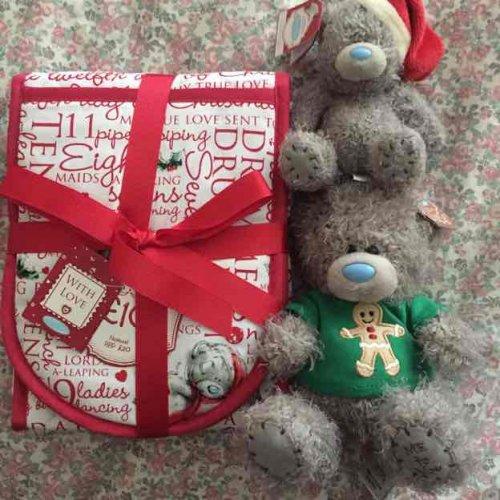 Christmas me to you £1.99 Home bargains