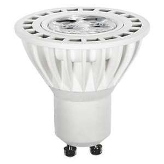 LAP GU10 LED LAMP 250LM 710CD 4W £1.33 @ screwfix