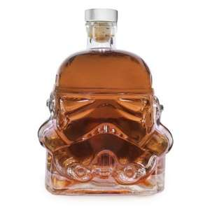 The Original Stormtrooper Decanter £19.80 with code +  p&p £23.79  @ The Fowndry