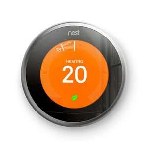 Nest learning thermostat 3rd gen with first order code £159.99 @ Plumbcentre