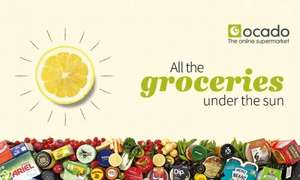 Ocado New Customers ** £40 of shopping for £21.75 ** £60 of shopping for £33 ** £80 of shopping for £44.25 ** plus 3-12 months free delivery pass ** via Groupon app