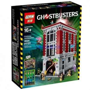 ghostbusters hq by lepin £100.28 aliexpress  / Teng Can e-commerce LTD