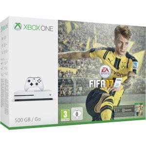 Xbox One S 500GB with Fifa 17 £229.99 @ Zavvi