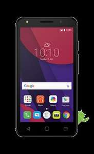 Alcatel Pixi 4 5 Inch - 150 minutes - 5000 texts - 250MB data £6 per month / 2 years Total £144 on contract @ ID Mobile