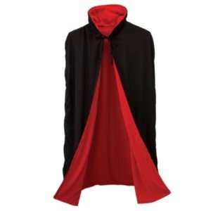 Childs Red & Black Halloween Cape 79p at The Range