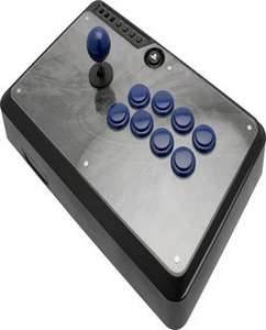 Official Sony PlayStation Licensed 8-Button Arcade Stick - £29.99 - Game