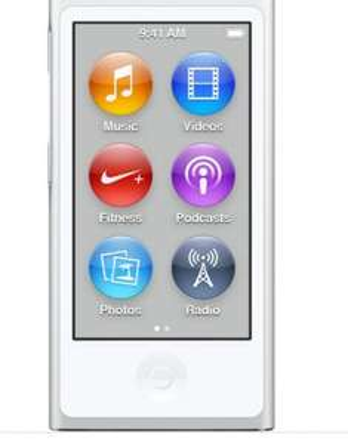 iPod nano £50 @ Asda Westbrook
