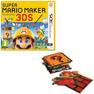 Super Mario Maker (3DS) + Choose a Gift From £34.99 @ Nintendo
