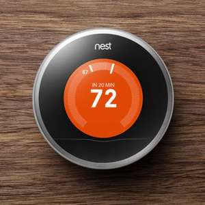 NEST Learning Thermostat 3rd Gen for Previous / Current NPower customers £129.00