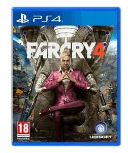 Far Cry 4: Limited Edition with Yak Farm Pack Mission - Only at GAME (PS4) £9.99 Delivered @ GAME