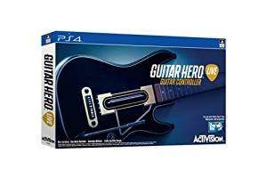 Guitar Hero Standalone Guitar (PS4) - £23.75 @ Sold by EVERGAME and Fulfilled by Amazon