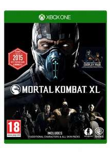 Mortal Kombat XL (Xbox One) £16.99 Delivered @ Base