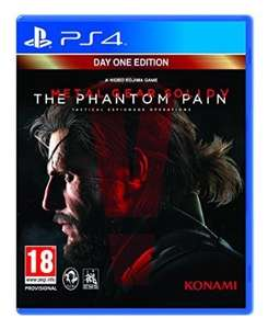 Metal Gear Solid V:  The Phantom Pain (PS4) £10 Delivered @ Gamescentre (Pre Owned)