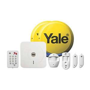 Yale Smart Home Wireless Alarm £299.89 Costco