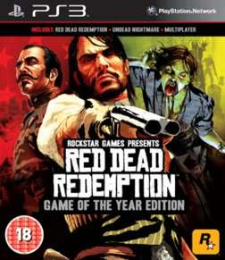Red Dead Redemption - Game of the Year Edition - £7.99 used at GAME