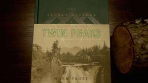 The Secret History of Twin Peaks Hardback Book £9 with voucher code @ AGreatRead.com