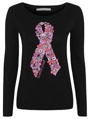 Wear it pink day for breast cancer 21st October lots of tickled pink tops for £8 free c&c @ Asda