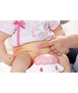 baby Annabell potty £11.99 @ Argos